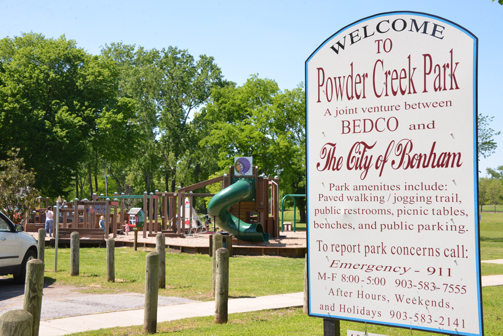 Powder-Creek-Park-Sign