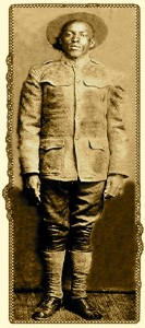 Roy Chaffin, one of the World War I soldiers from Fannin County