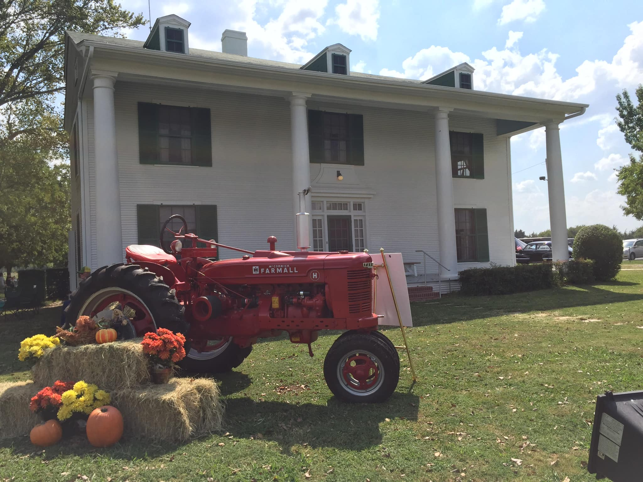 Farming Heritage Day at Sam Rayburn House